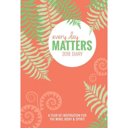 2018 Every Day Matters Desk Diary