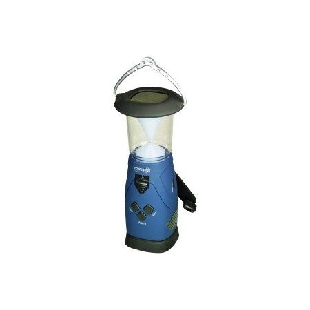 Falcon Solar LED Lantern Radio