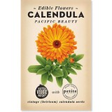 Heirloom Seeds - Calendula 'Princess Mix'