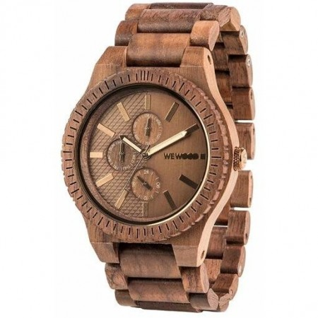 WeWood Kos Nut Bronze Watch