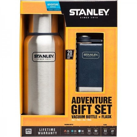 Stanley Adventure Gift Set Thermos + Flask