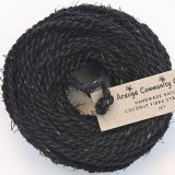 Coir String 25m Jet Black