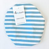 4MyEarth Food Cover Large - Denim Stripe