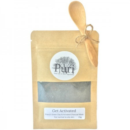 Puri Clay Mask - Get Activated