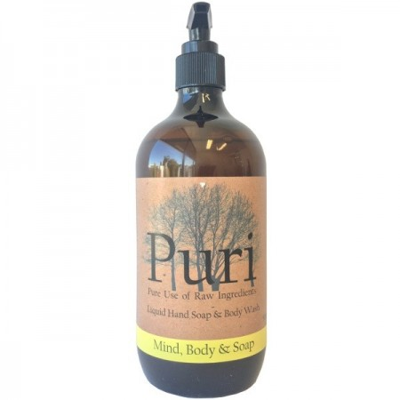 Puri Liquid Soap - Mind, Body & Soap