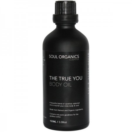 Soul Organics Body Oil - The True You
