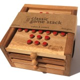 Planet Finska Classic Game Stack - 3 Drawer
