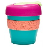 KeepCup Extra Small Coffee Cup 4oz (118ml) - Cherry