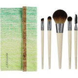 EcoTools bamboo makeup brush set - 6 piece