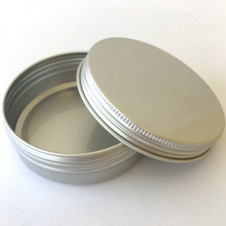 Aluminium Reusable Container with Lid 100ml