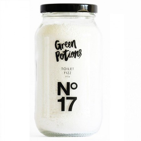 Green Potions No. 17 - Toilet Fizz