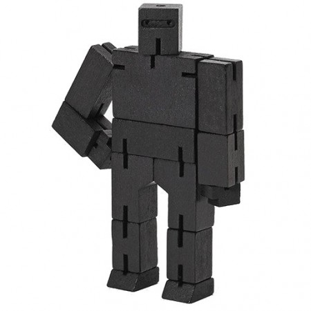 Cubebot Small - Black