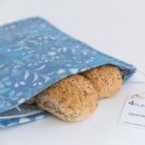 4ME Bread Bag Tiny Garden