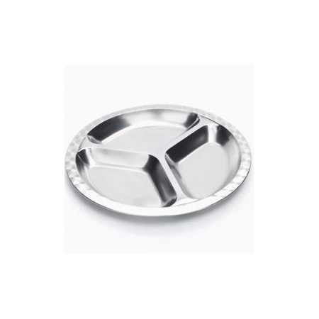 Onyx Small Divided Food Tray