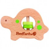 EverEarth Wooden Grasping Toy - Turtle