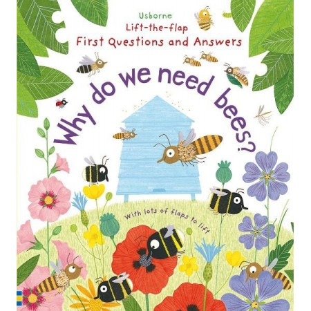 Lift-The-Flap: Why Do We Need Bees