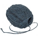 Dharma Door Thin Hemp Twine 50m - Indigo