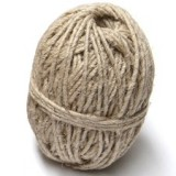Dharma Door Thick Hemp Twine 50m - Natural