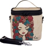 SoYoung Large Insulated Cooler Bag - Pixopop Roses