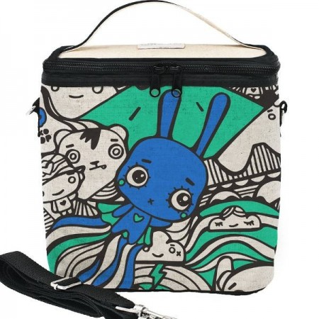 SoYoung Large Insulated Cooler Bag - Pixopop Bunny