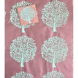 Fair Trade Gift Wrapping Paper - Tree of Life