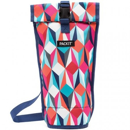 PackIt Freezable Wine Bag - Illusion