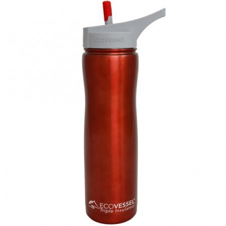 EcoVessel Summit Red Glow - 700ml