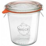 Weck Glass Tapered Jar 290ml