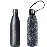BBBYO Stainless Steel Water Bottle with Cover 750ml - Swirl