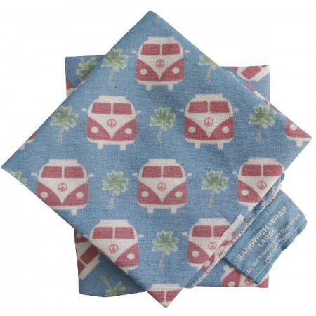 4MyEarth Sandwich Wrap Large single (1) - Combie