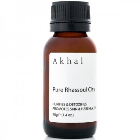 Akhal Pure Rhassoul Clay