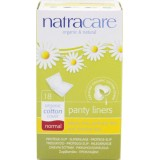Natracare Organic Cotton Panty Liners 18pk - Normal
