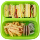 Goodbyn small meal container 570ml - green
