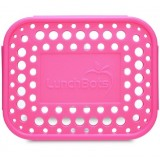 Lunchbots Spare Cover Classic - Dots Pink