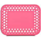 Lunchbots Spare Cover Bento - Dots Pink