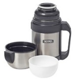 Buy Thermos Dura-Vac stainless steel insulated food flask
