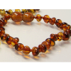 Baltic amber kids bracelet