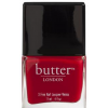 butter London 3 Free nail polish - come to bed red