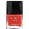 butter London 3 Free nail polish - jaffa