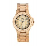 WeWood watch - date beige
