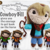 String Doll Gang - Cowboy bill