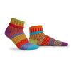 Solmate adult ankle socks - primrose