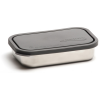 U Konserve stainless steel food container - rectangle (slate)