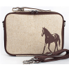 Insulated lunch box - brown horse by SoYoung