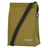 Buy Kids Konserve insulated lunch bag - moss