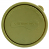 Replacement lid for large round container - moss