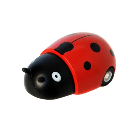 Click Critterz - lady beetle