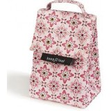 Keep Leaf insulated lunch bag - floral