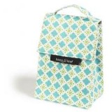 Keep Leaf insulated lunch bag - tiles