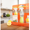 Full Circle Come Clean - natural cleaning set (3 bottles boxed)